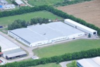 "Logistički centar ""Sentapark"" – Senta"