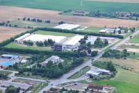 """Logistics Center """"Sentapark"""" – Senta"""