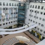 Hotel Galleria atrium