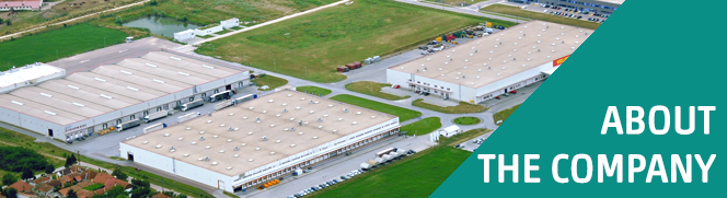 Logistics Center Zrenjanin